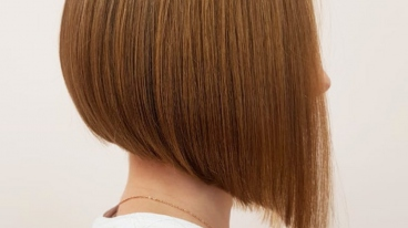 Окрашивание волос + Стрижка
